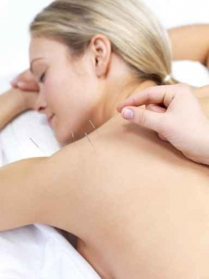 ACUPUNCTURE RESTORES ENERGY FLOW