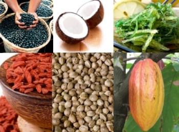 THE 25 TOP SUPERFOODS