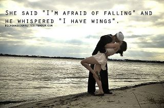 I have wings
