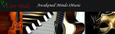 Love Heals Awakened Minds iMusic